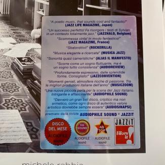 Vinile 180gr in edizione limitata e numerata